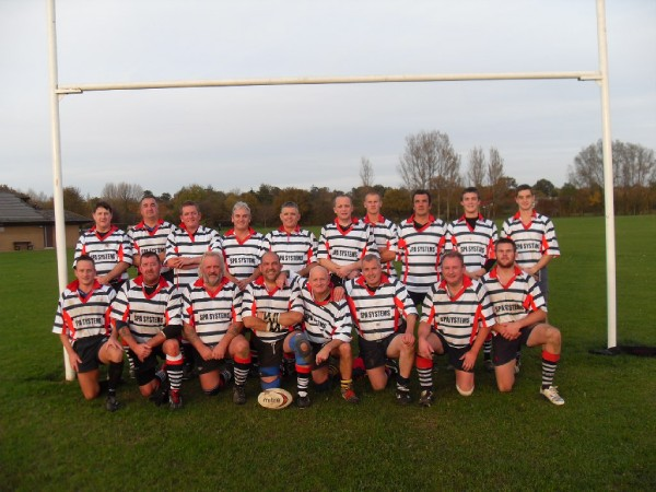 The Hurricanes Gents/3rd XV, sponsored by SPA Systems, play in the Hampshire Merit 2 Table.
