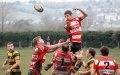 Gorseinon had to pull out all the stops to overcome old rivals