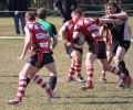 Gorseinon lost 31-16 at Llandeilo after the hosts had the upper hand among the forwards.