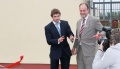The Official Opening of The Leigh Halfpenny Pavilion (10 May 2013) still