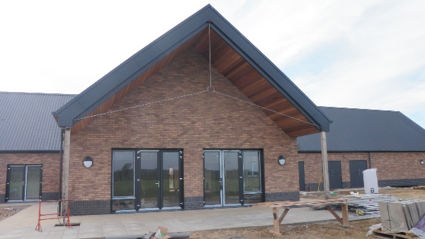 Oakham_RFC_new_clubhouse