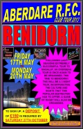 End of season Benidorm tour image