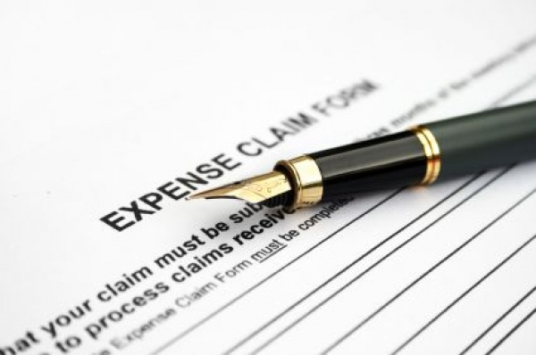 Governance Policies and Procedures Expenses Policy – Expense Form