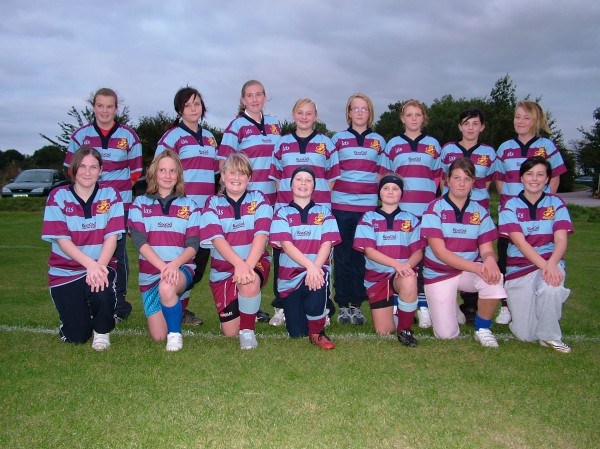 Training is every Wednesday evening at 6-30pm at Ashby RFC, Nottingham Rd, Ashby. All new members welcome - for more details please contact Lead Coach Ian Whittle