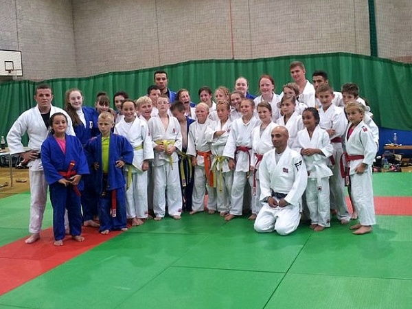 Information Newburn Judo Club