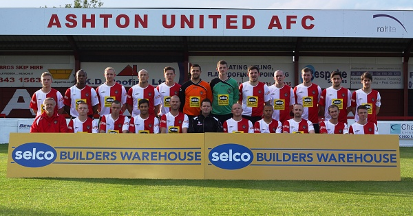 Ashton United Football Club Club Photo