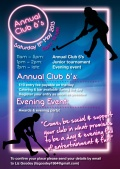 Club Sixes and Awards night