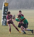 U13 Match vs Huntingdon 16th April still
