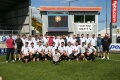 Newton Abbot U16's Devon shield final still