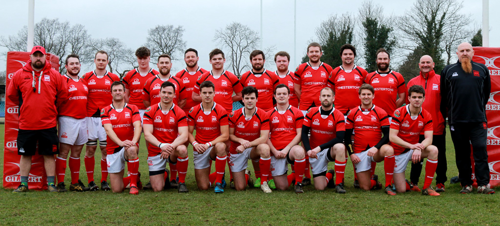 Esher Abbots Vs London Welsh Rugby
