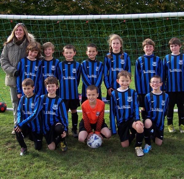 u10s league cup final