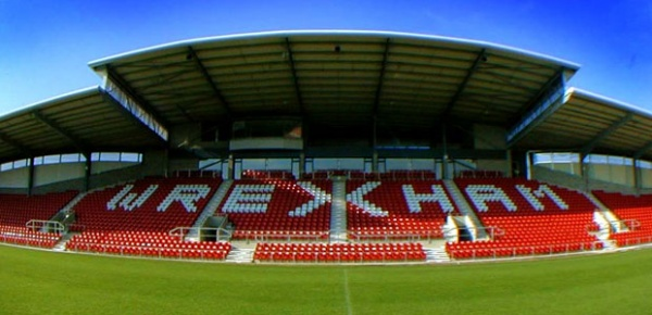 IMPORTANT MATCH DAY INFORMATION FOR THE WREXHAM GAME image