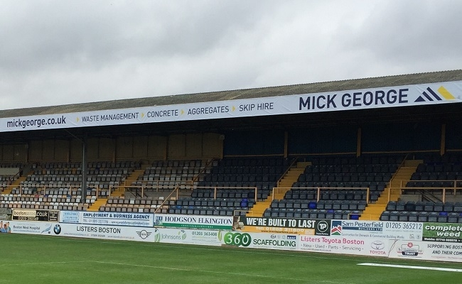 Southport have been in contact with Boston United this morning and the club has been informed that no problems are expected with todayÂ's pitch.    One week on from the initial postponement at The Jakemans Stadium due to a frozen pitch, the sides will reconvene on a date originally left blank by...