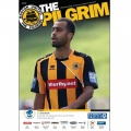 Grab 'The Pilgrim' ahead of Chester match image