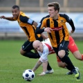 Boston United 3-4 Brackley Town