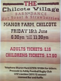 Barn Dance - Saturday 16th June 2012 image