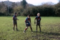 BRFC Juniors - Gloucester - Warming Up still