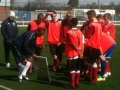 England Legend Paul Ince coaching at Curzon Ashton FC image