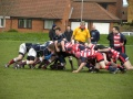 County Cup 4 Final, Medicals Serpents v Morpeth Stags still