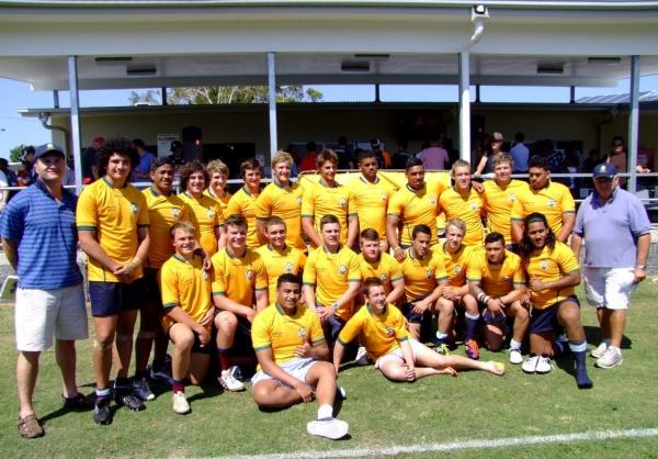Rugby 7 byron bay 2012