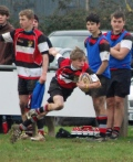 U16 Frome V Sherborne still