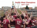 DU Rugby scores try on final play of match to secure Pacific West Championship