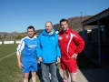Denbigh make hard work of trip to Nefyn!