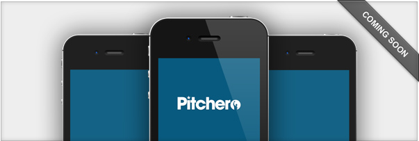 Image: Pitchero is going mobile...