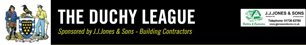 The Duchy League | www.duchyleague.co.uk