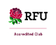 New RFU Accredited Logo