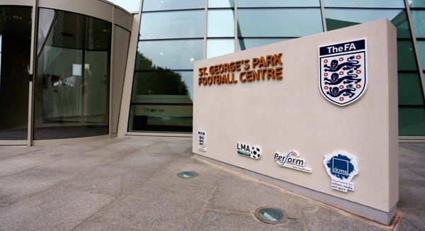 Image: St. George's Park - What's in it for grassroots clubs?