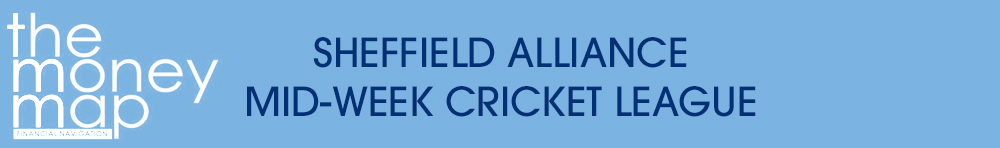 The Money Map Sheffield Alliance Mid-Week Cricket League