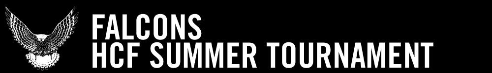 HCF Summer Tournament