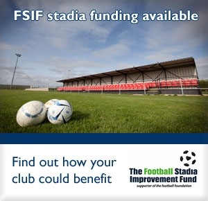 FSIF stadia funding available - Find out how your club could benefit