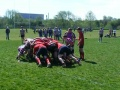 U15 County Champions Winning Try 2012/13 still