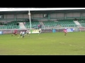 Caerphilly's tries v Pontypool Utd still