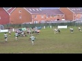 Caerphilly's tries v Tredegar Ironsides still