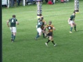 Cornwall start the 2nd half with this try against Hertfordshire still