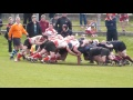 Joe's Try V Oldfield Old Boys still