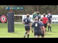 SRTV - Scotland U18 v Ireland U18 3rd April 2010 still