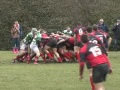 Beaufort v RT's - Nicky Coughlin's try still
