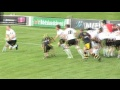 Melrose v Currie Rugby Highlights - 1.9.12 still