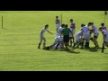 DOLLAR ACADEMY 53-38 SOUTH OF SCOTLAND SCHOOLS - TV HIGHLIGHTS - SEP 2012 still
