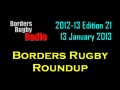 BORDERS RUGBY ROUNDUP EDITION 21 - 13.1.13 still