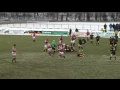 GALA v MELROSE IN PREMIERSHIP - RUGBY HIGHLIGHTS 23.3.13 still