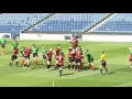 2013 SCOTTISH BOWL FINAL - GRANGEMOUTH v OBAN LORNE - ALL THE TRIES still