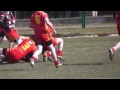 Dragons U16s Vs London Skolars 6th April 2013 still