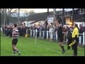 Lydney away - Dings 4th try still