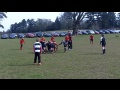Rhinos U10s V Luctonians (at Bromsgrove) April 2013 still