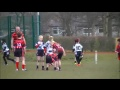 Jack Jones Try V Ovenden 13/04/2013